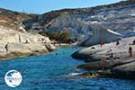 Sarakiniko Milos | Cyclades Greece | Photo 74 - Photo GreeceGuide.co.uk