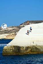 Sarakiniko Milos   Cyclades Greece   Photo 95 - Photo GreeceGuide.co.uk