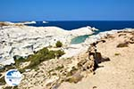 Sarakiniko Milos   Cyclades Greece   Photo 108 - Photo GreeceGuide.co.uk