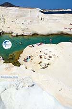 Sarakiniko Milos | Cyclades Greece | Photo 151 - Photo GreeceGuide.co.uk