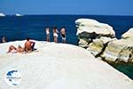 Sarakiniko Milos | Cyclades Greece | Photo 186 - Photo GreeceGuide.co.uk
