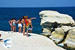 Sarakiniko Milos | Cyclades Greece | Photo 187 - Photo GreeceGuide.co.uk