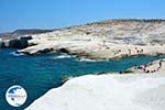 Sarakiniko Milos | Cyclades Greece | Photo 194 - Photo GreeceGuide.co.uk