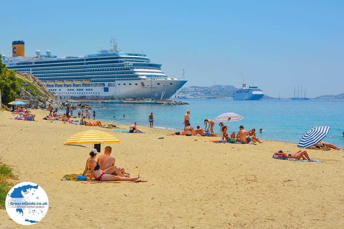 Mykonos Car Rental Cruise Port