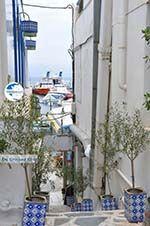 Naxos town - Cyclades Greece - nr 69 - Photo GreeceGuide.co.uk