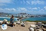Naxos town - Cyclades Greece - nr 326 - Photo GreeceGuide.co.uk