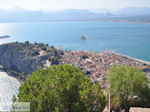 Nafplion from the castle of Palamidi Photo 2 - Photo GreeceGuide.co.uk