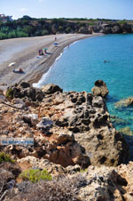 beach Stomio near Filiatra and Kyparissia | Messenia Peloponnese 10 - Photo GreeceGuide.co.uk