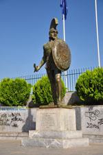 Leonidas of Sparta (Sparti) | Lakonia Peloponnese | 2 - Photo GreeceGuide.co.uk