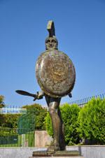 Leonidas of Sparta (Sparti) | Lakonia Peloponnese | 4 - Photo GreeceGuide.co.uk