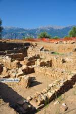 Ancient-Sparta (Archaia Sparti)   Lakonia Peloponnese   4 - Photo GreeceGuide.co.uk
