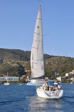 Sailing Poros Island | Saronic Gulf Islands | Greece  Photo 324 - Photo GreeceGuide.co.uk