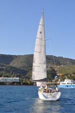 Sailing Poros Island   Saronic Gulf Islands   Greece  Photo 325 - Photo GreeceGuide.co.uk
