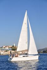 Sailing Poros Island   Saronic Gulf Islands   Greece  Photo 341 - Photo GreeceGuide.co.uk