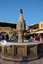 Rhodes town - Rhodes - Island of Rhodes Dodecanese - Photo 1385 - Photo GreeceGuide.co.uk
