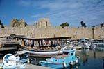 Rhodes town - Rhodes - Island of Rhodes Dodecanese - Photo 1539 - Photo GreeceGuide.co.uk