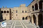 Rhodes town - Rhodes - Island of Rhodes Dodecanese - Photo 1702 - Photo GreeceGuide.co.uk
