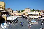 Rhodes town - Rhodes - Island of Rhodes Dodecanese - Photo 1740 - Photo GreeceGuide.co.uk
