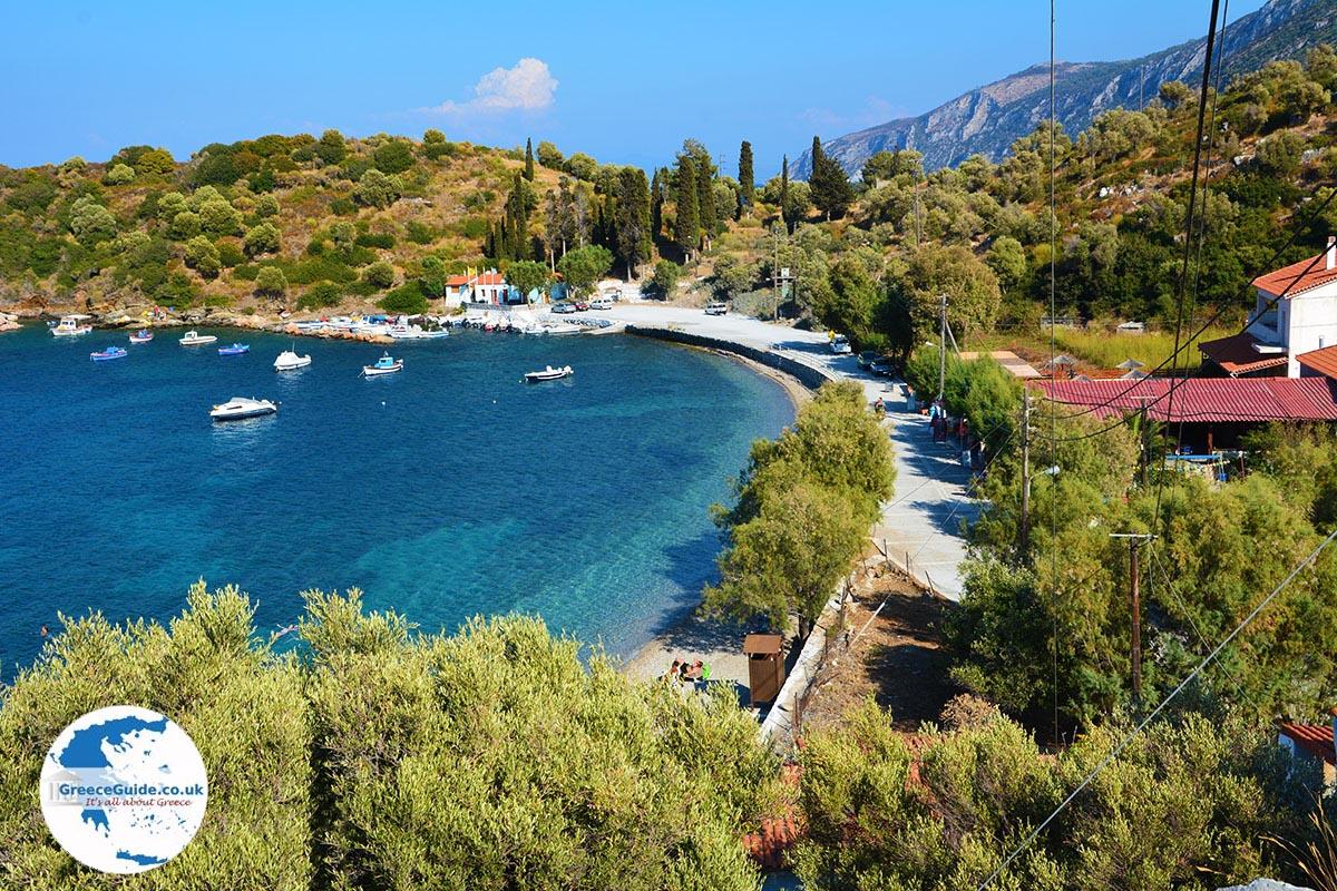Agia Paraskevi Samos Holidays In Agia Paraskevi Greece