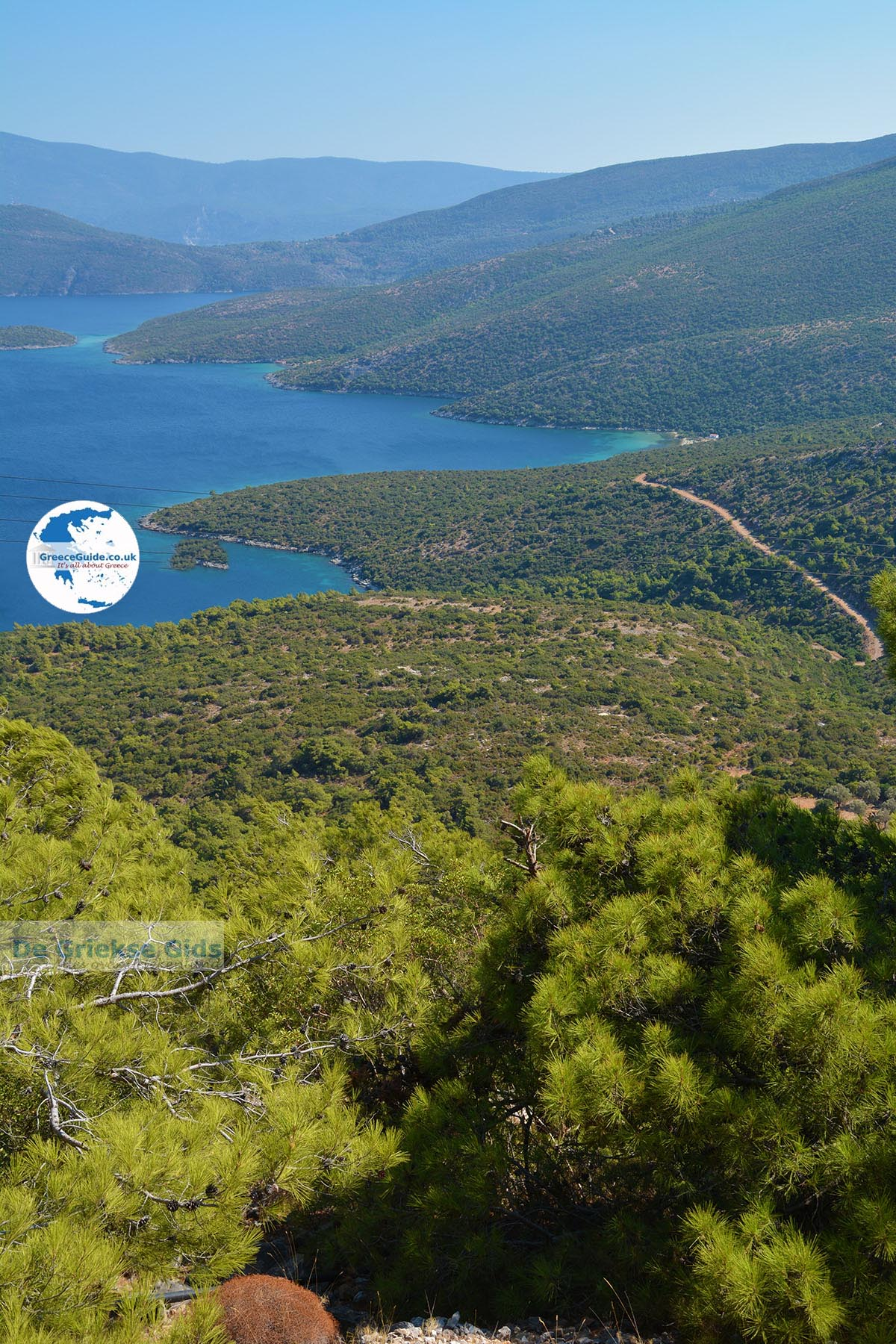 Mourtia Samos Holidays In Mourtia Greece Guide