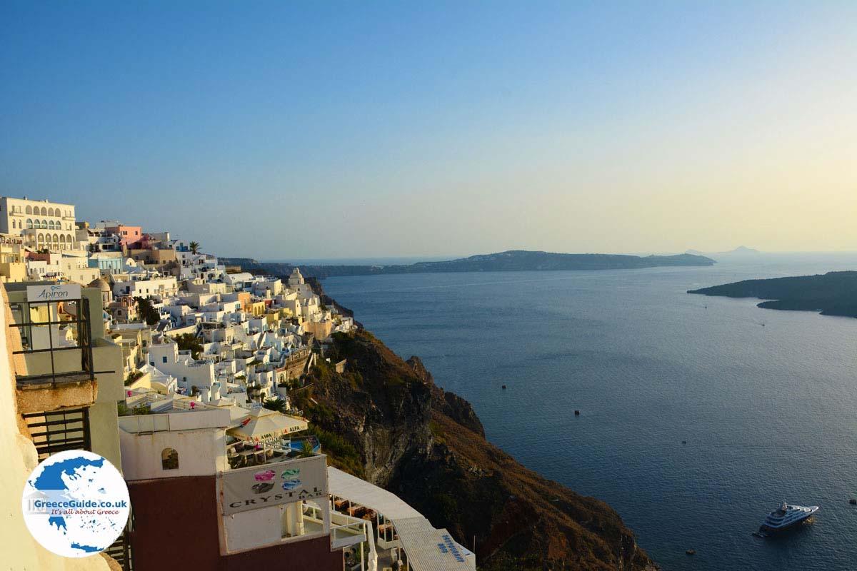Fira Santorini   Holidays in Fira   Greece Guide