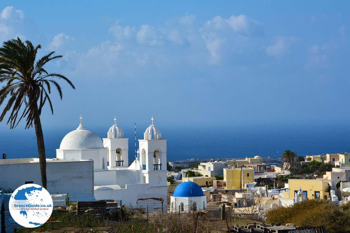 Megalochori Santorini Holidays In Megalochori Greece Guide