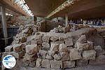 Opgravingen Akrotiri Santorini | Cyclades Greece | Photo 4 - Photo GreeceGuide.co.uk