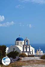 Church near Kamari Santorini   Cyclades Greece    Photo 84 - Photo GreeceGuide.co.uk