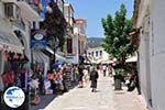 Shopping street Papadiamantis in Skiathos town Photo 4 - Photo GreeceGuide.co.uk