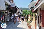 Shopping street Papadiamantis in Skiathos town Photo 10 - Photo GreeceGuide.co.uk
