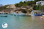 Achladi, beach in The bay of Vari | Syros | Greece nr 6 - Photo GreeceGuide.co.uk