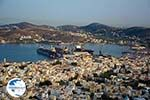 View The harbour of Ermoupolis from Ano Syros | Greece  Photo 12 - Photo GreeceGuide.co.uk
