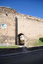 Byzantine walls and uptown Castle   Thessaloniki Macedonia   Greece  Photo 5 - Photo GreeceGuide.co.uk