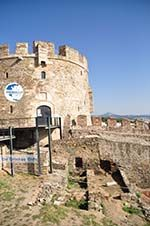 Byzantine walls and uptown Castle | Thessaloniki Macedonia | Greece  Photo 14 - Photo GreeceGuide.co.uk