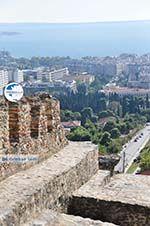 Byzantine walls and uptown Castle | Thessaloniki Macedonia | Greece  Photo 16 - Photo GreeceGuide.co.uk