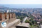 Byzantine walls and uptown Castle | Thessaloniki Macedonia | Greece  Photo 17 - Photo GreeceGuide.co.uk