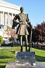 Statue Pavlos Melas | Thessaloniki Macedonia | Greece  Photo 1 - Photo GreeceGuide.co.uk