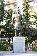 Statue Kolokotronis   Thessaloniki Macedonia   Greece  - Photo GreeceGuide.co.uk