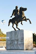 Statue Alexander the Great | Thessaloniki Macedonia | Greece  Photo 3 - Photo GreeceGuide.co.uk