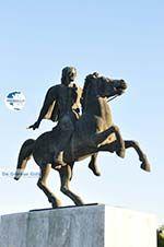 Statue Alexander the Great | Thessaloniki Macedonia | Greece  Photo 4 - Photo GreeceGuide.co.uk