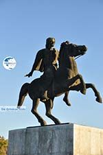 Statue Alexander the Great | Thessaloniki Macedonia | Greece  Photo 5 - Photo GreeceGuide.co.uk