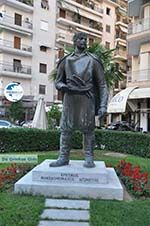 Statue Kretenzer strijder  Thessaloniki Macedonia   Greece  Photo 1 - Photo GreeceGuide.co.uk