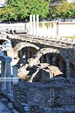 The ancient agora - Roman forum | Thessaloniki Macedonia | Greece  Photo 4 - Photo GreeceGuide.co.uk