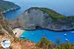 Shipwreck - Navagio Zakynthos - Ionian Islands -  Photo 3 - Photo GreeceGuide.co.uk